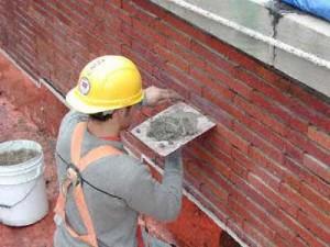 masonry repointing